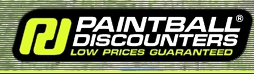 Paintball discounters